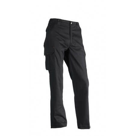 Pantalon de travail coton...