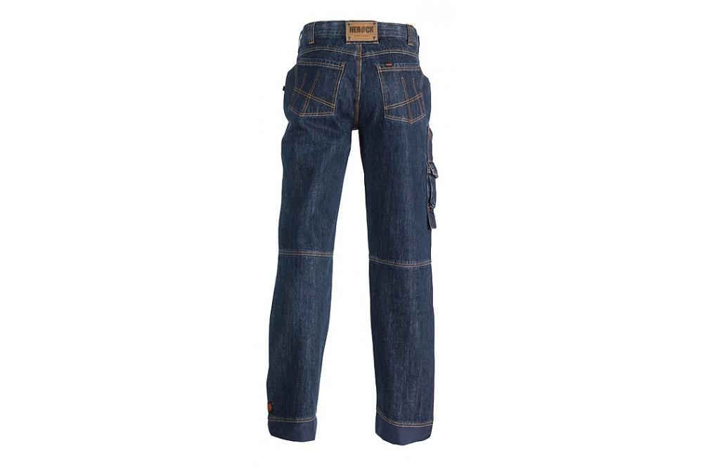 pantalon de travail kronos jeans herock cotepro. Black Bedroom Furniture Sets. Home Design Ideas