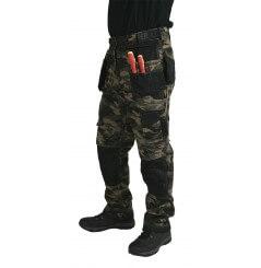 Pantalon de travail camouflage Lee Cooper