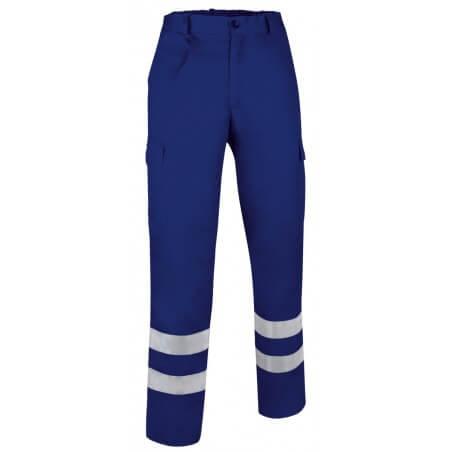 Pantalon de travail réfléchissant basique Drill