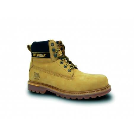 Chaussure sécurité Holton Miel Caterpillar