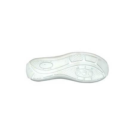 Loafer de sécurité femme bianca blanc S3