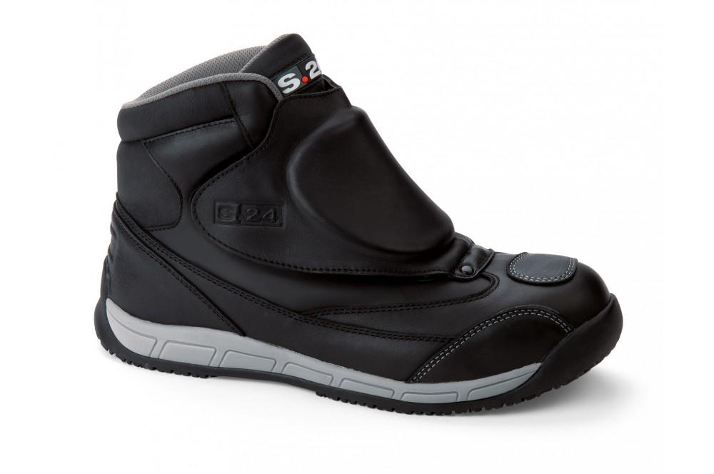 Chaussures s curit montantes baskets et tennis hautes pour protection travail cotepro - Chaussure de securite blanche ...
