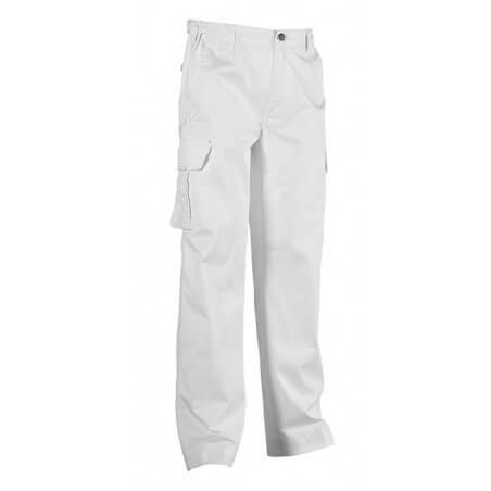 Pantalon de travail peintre plaquiste blanc thor Herock