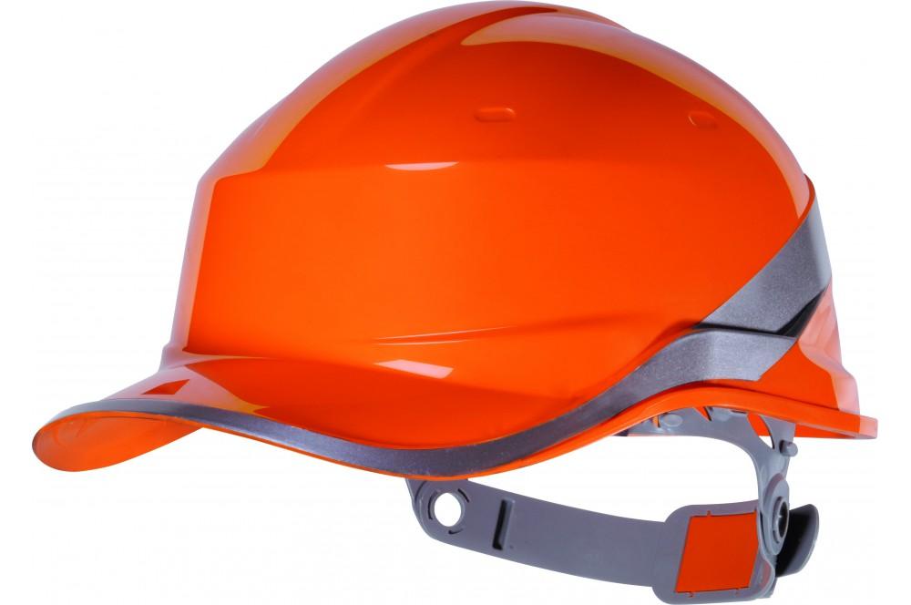Casque de chantier baseball Diamond V deltaplus