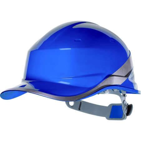 Casque de chantier baseball...