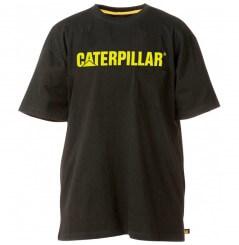 Tee shirt Caterpillar manches courtes Noir 1510468