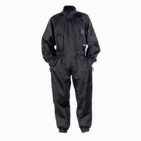 Combinaison de travail pilote bundle noir free2be