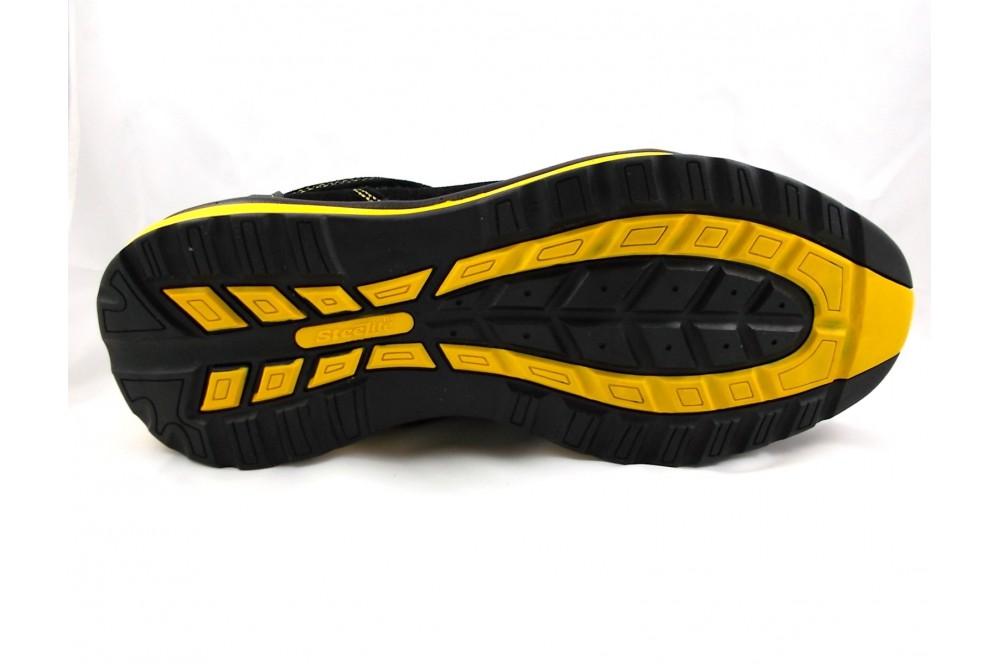 chaussures s curit femme baskets et tennis de. Black Bedroom Furniture Sets. Home Design Ideas