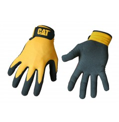 Gants de protection enduction nitrile CAT 17416 Caterpillar