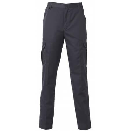 Pantalon de travail coupe droite PILATUS North Ways noir ou gris