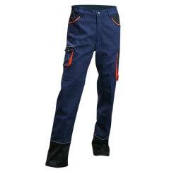 Pantalon de travail homme tricolore Herse LMA