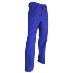 Pantalon de travail bleu bugatti Rateau LMA