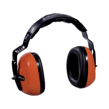 Casque antibruit reglable...