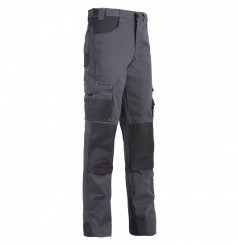 Pantalon de travail résistant Adam gris North Ways