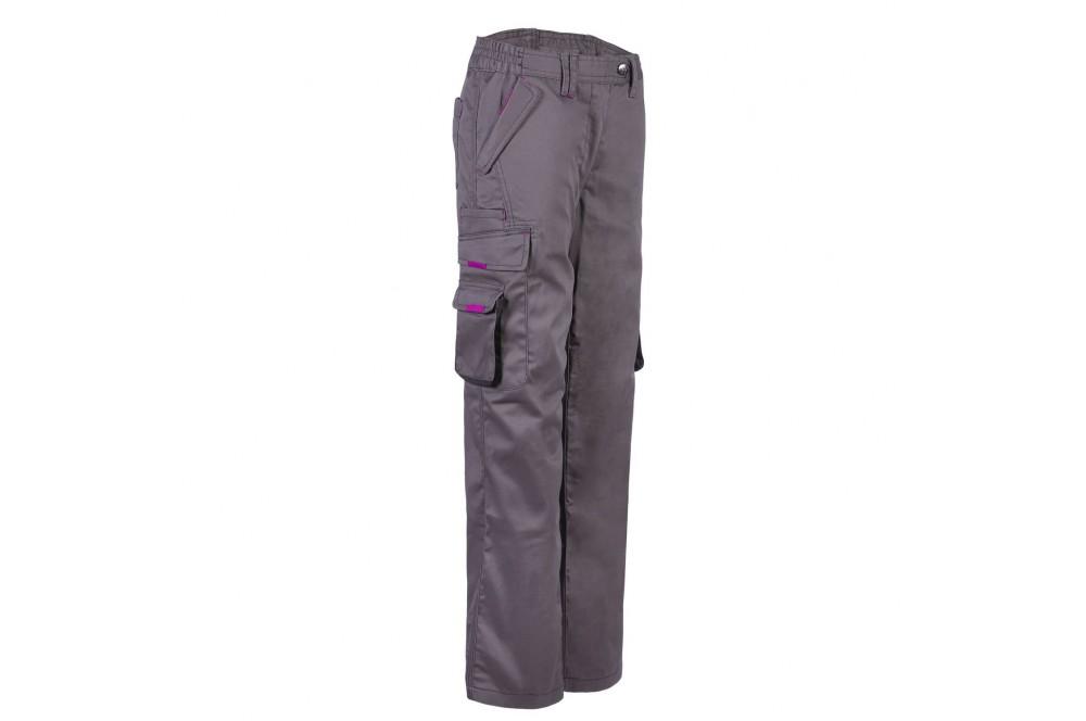 Pantalon de travail femme NW Minola gris