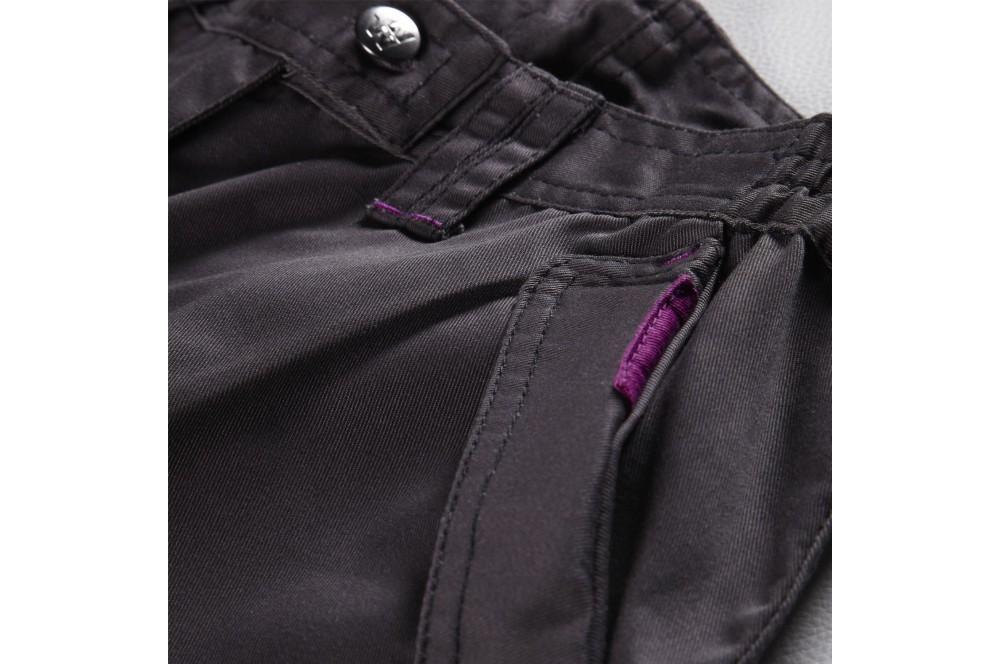 pantalon de travail femme nw minola gris cotepro. Black Bedroom Furniture Sets. Home Design Ideas