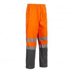 Pantalon de pluie haute visibilité Griffis orange North Ways