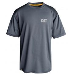 Tee shirt Caterpillar manches courtes en Bambou
