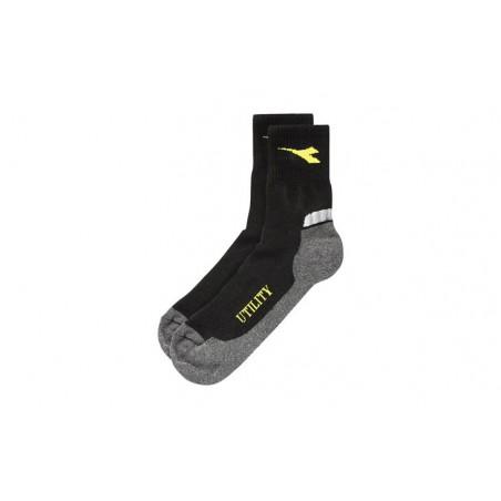 Pack de 3 paires de chaussettes de travail légères coton summer Diadora
