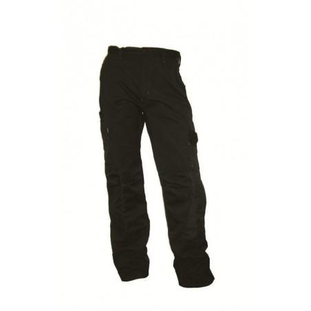 Pantalon de travail homme résistant free2be noir