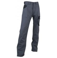 Pantalon de travail homme solide ciment LMA