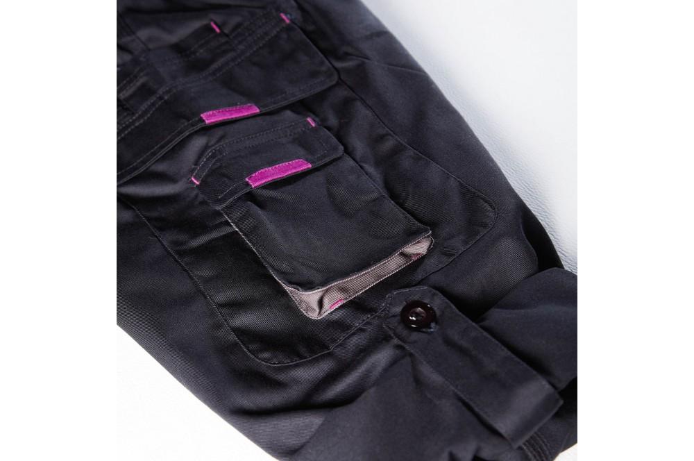 pantalon de travail femme cotepro. Black Bedroom Furniture Sets. Home Design Ideas