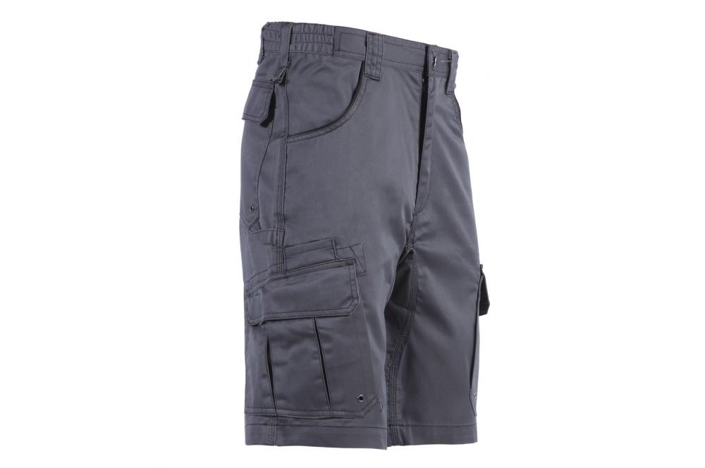 Bermuda de travail bermudas et shorts professionnels pour protection cotepro - Short de travail homme ...