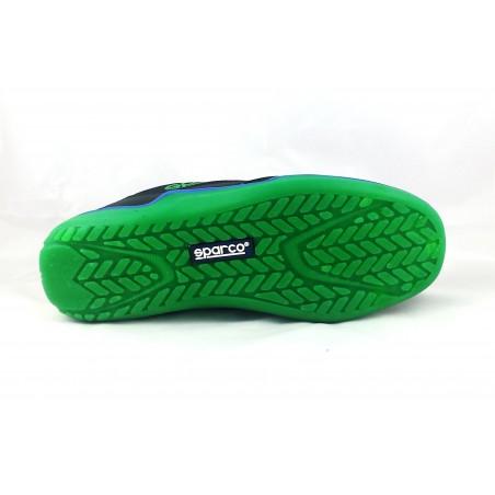 Basket de sécurité légère souple Touring verte S1P Sparco
