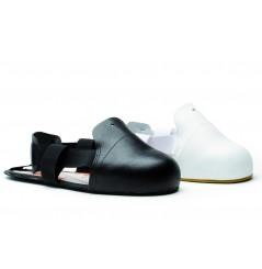 Sur chaussure de securite Visit en noir ou blanc S24