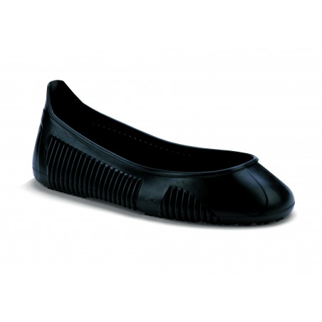 Sur chaussure anti glisse easy grip noir ou blanc S24