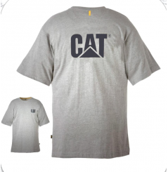 Tee shirt manches courtes trademark CAT