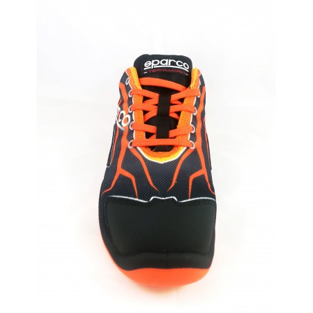 Basket de securite legere Touring Arancio S1P Sparco