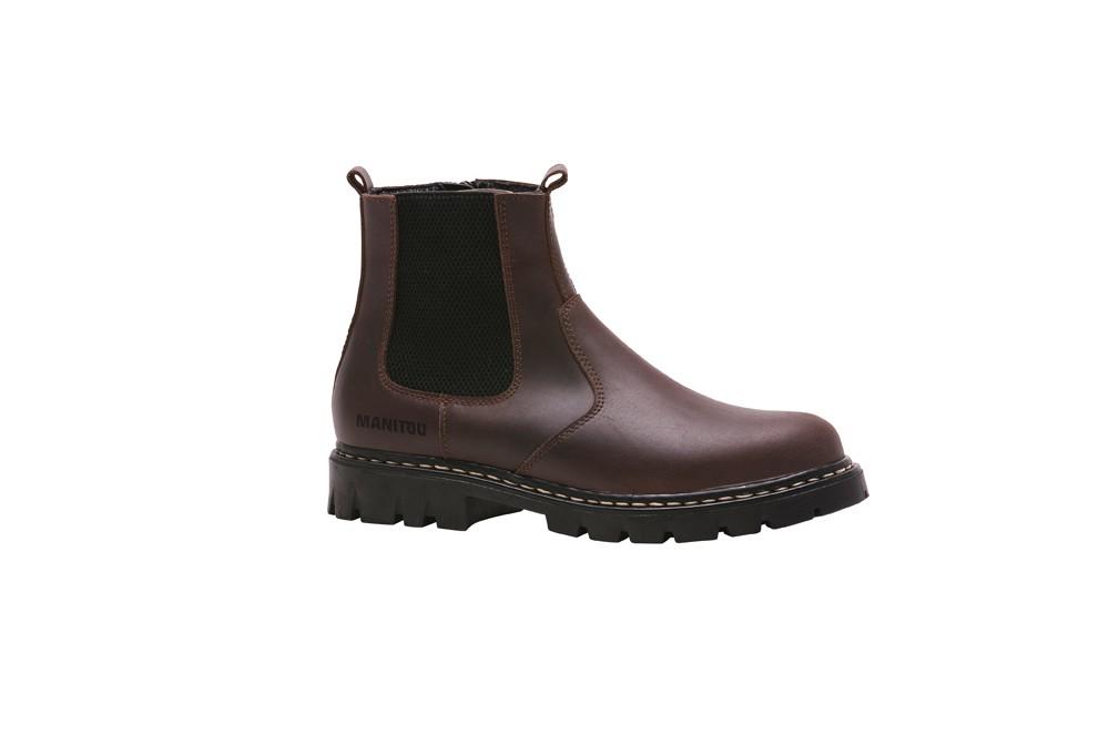 907af700644d69 Chaussure de travail detente montante Doxy Manitou - Cotepro