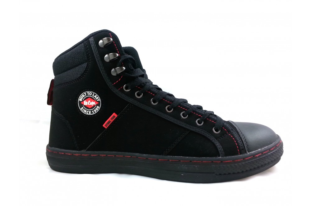 chaussure de travail style converse s1 sb lee cooper cotepro. Black Bedroom Furniture Sets. Home Design Ideas