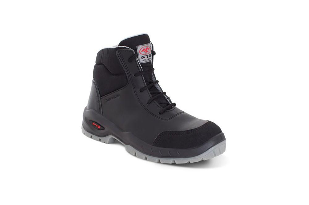 Chaussure de s curit montante s3 src legend cuir ftg - Chaussure de securite montante ...