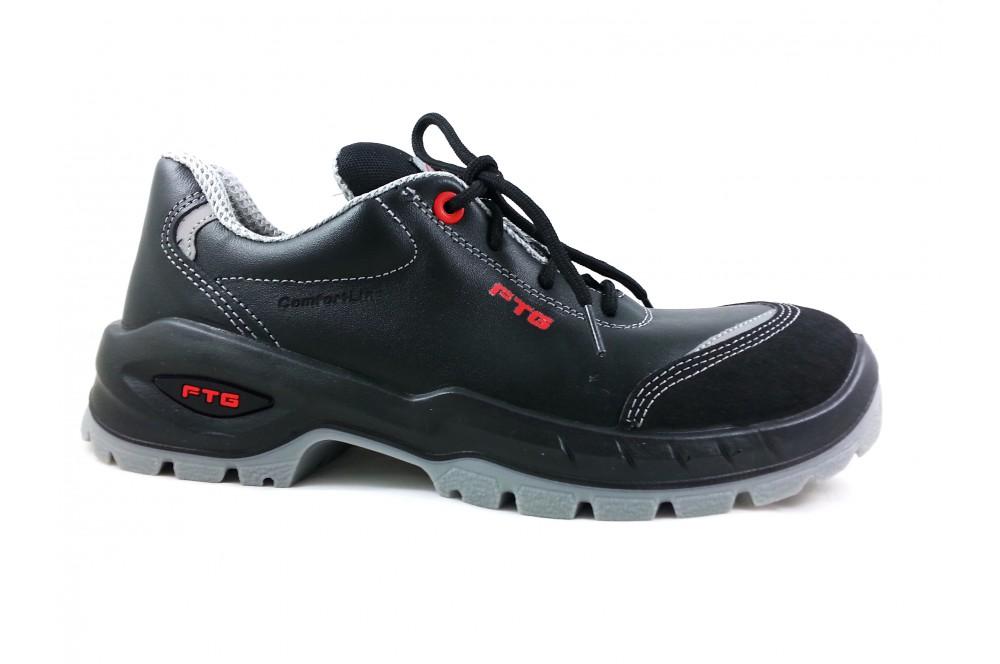 b10b5aa6600f4 Chaussure de sécurité S3 SRC Piper cuir FTG - Cotepro