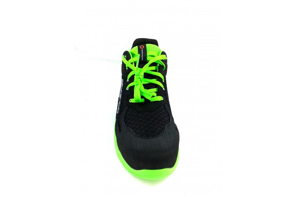 Basket de sécurité practice noir verte S1P Sparco