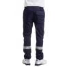 Pantalon ambulancier homme marine ou blanc Remi 5200