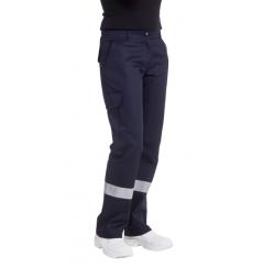 Pantalon ambulancier femme marine ou blanc Remi 5200