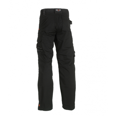 Pantalon de travail multipoches déperlant Apollo Herock