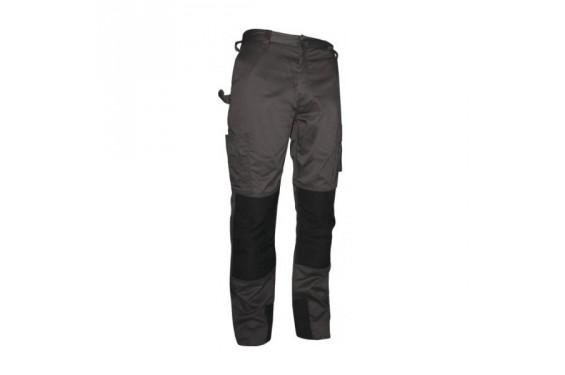 Pantalon de cuisine noir deperlant