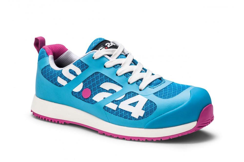 Chaussure de sécurité femme avec talon Laurie Nord ways - Cotepro e1b81b3a6590