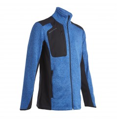 Veste de travail maille molletonnée Arsenal Bleu North Ways