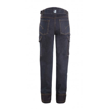 Pantalon de travail femme en jean Eagle North Ways