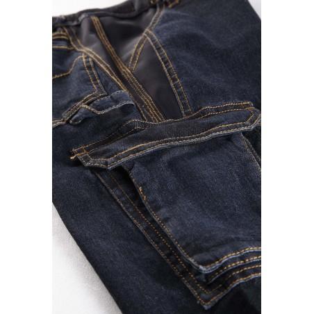 Pantalon de travail femme en jean Eagle North Ways