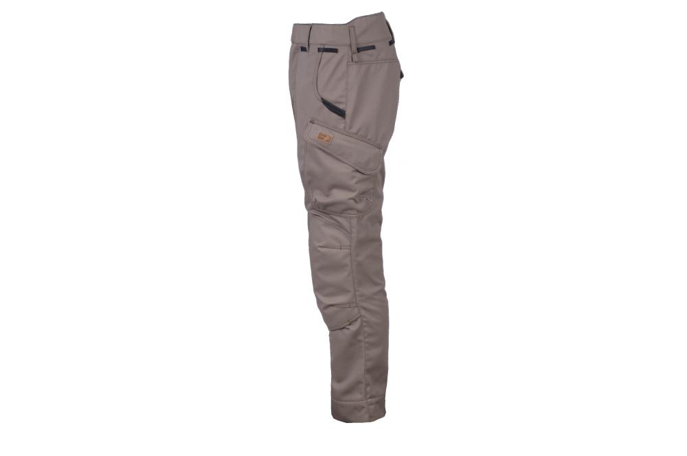 Pantalon de travail harpoon enduro noisette Bosseur
