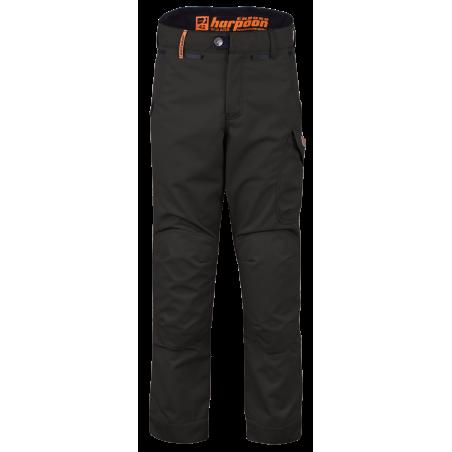 Pantalon de travail harpoon enduro noir Bosseur