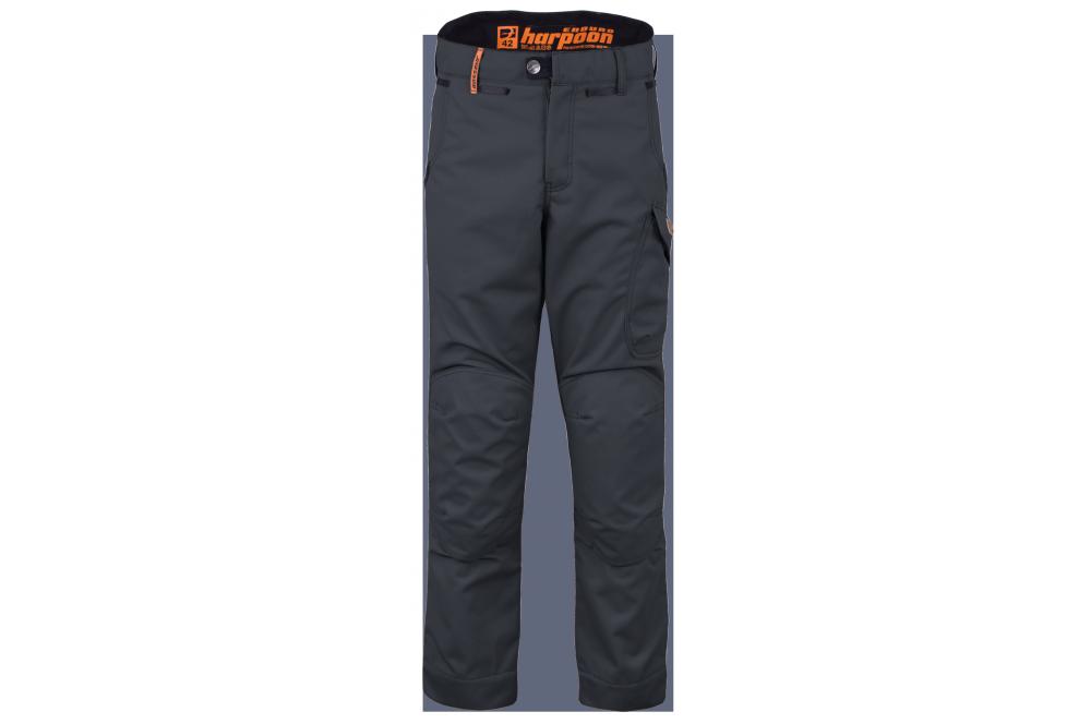 Pantalon de travail harpoon enduro graphite Bosseur