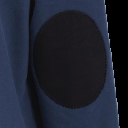 Sweat shirt doublé à fermeture zip Oural Bosseur